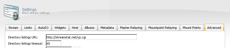 StreamStat NET